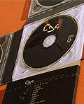 法国Amon Tobin 5CD礼盒包装设计