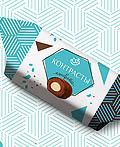 俄罗斯蛋壳糖果包装设计