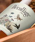 阿根廷Décollage高档葡萄酒包装设计