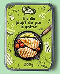 罗马尼亚Gata Masa Ready Meal食品包装设计
