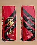 美国勇士咖啡包装设计