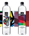 LIFEWTR纯净水包装设计