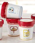 Dicaretto冰淇淋包装设计欣赏