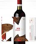 Chesapeake 玻璃瓶葡萄酒包装设计欣赏