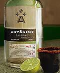 墨西哥Antónimo玻璃瓶白酒包装设计