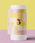中国台湾三叶茶新包装设计