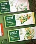 俄罗斯Healthy Botanica茶包装设计欣赏