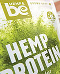 澳大利亚Monster健康食品公司Hemp & Be食品包装设计