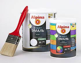 漂亮的Alpina油漆桶包装设计