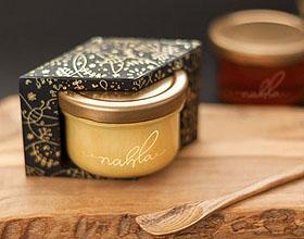 Nahla有机蜂蜜包装设计