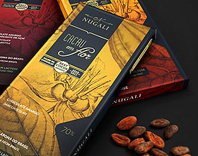 NUGALI巧克力包装设计