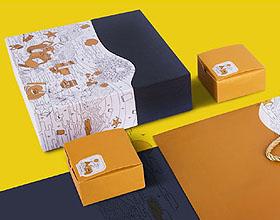 越南MVV月饼包装设计欣赏