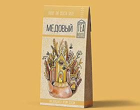 Tea House茶包装设计