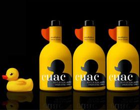 CUAC AOVE橄榄油包装设计