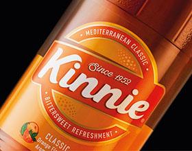 马耳他Kinnie碳酸饮料包装设计