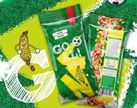 俄罗斯GO-O-AL食品包装设计