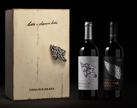 Coa Valley葡萄酒包装设计