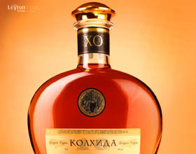 精美的kolhida品牌XO包装设计