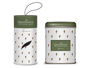 GREENWICH茶竹制包装设计