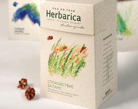 Herbrica茶叶包装设计