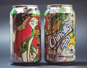 30个罐装汽水饮料包装设计灵感