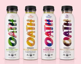 OATH饮料包装设计