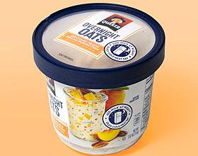 Quaker燕麦包装设计