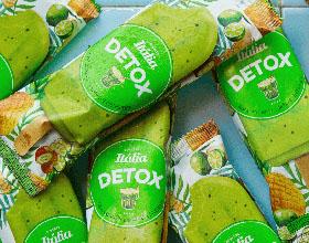 意大利DETOX冰淇淋包装设计