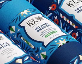 JAF茶包装设计