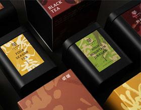 台湾TEAONE茶品牌视觉包装设计