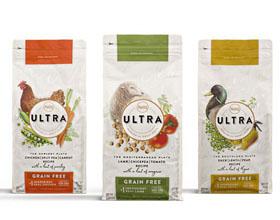 Nutro Ultra天然宠物食品包装设计