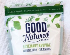 GOOD天然清洁和护肤品包装设计