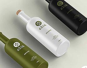 希腊ελia橄榄油包装设计
