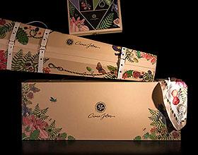 西班牙品牌Cinco Jotas伊比利亚火腿限量版包装设计