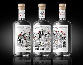 WILDSPIRIT杜松子酒包装设计
