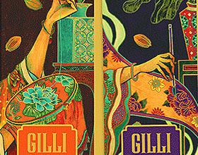 越南Gilli巧克力包装设计