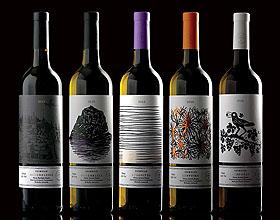 希腊Monemvasia葡萄酒包装设计