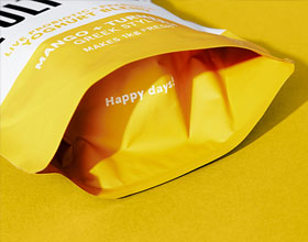 Culture益生菌酸奶包装设计