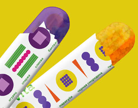 VITA 冷冻食品包装设计