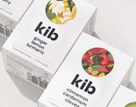 Kib茶品牌包装设计