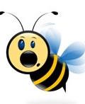 蜜蜂主题标志设计