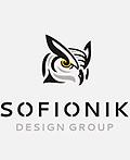 猫头鹰元素logo设计
