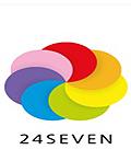 20+创意七彩标志设计