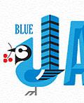 50个大蓝色专业标志设计