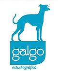 猎犬主题logo设计