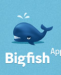 鲸鱼在logo设计中的运用实例欣赏