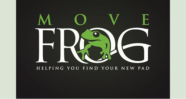 18款可爱的绿色青蛙元素标志设计