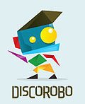 40个神奇的机器人主题logo设计欣赏
