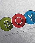 迪拜设计师Emran Yousof logo设计欣赏