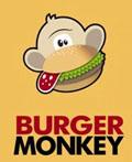 27个汉堡包元素logo设计